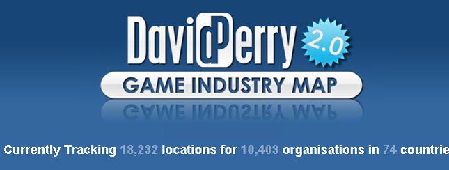 Conheça um mapa da indústria mundial de games