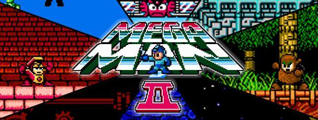 Bugs bizarros no Mega Man e Mega Man 2