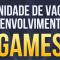 Izyplay Game Studios abre 5 vagas para desenvolvimento de games