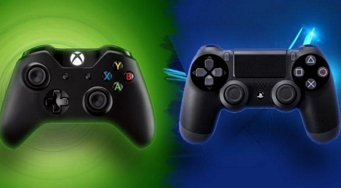 Vídeo mostra o que acontece se você ligar o PS4 no Xbox One