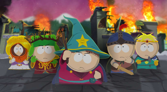 South Park The Stick of Truth é lançado oficialmente no Brasil