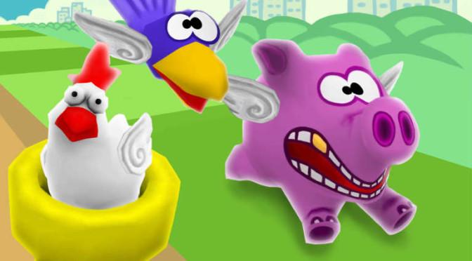 Tap Animals 3D: jogo inspirado em Flappy Bird eleva o desafio para o ambiente em três dimensões