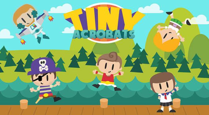 Tiny Acrobats: Countryside Games lança seu novo game
