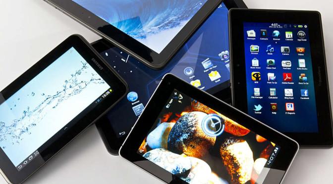 Tablets superam notebooks em vendas pela primeira vez, segundo estudo da IDC