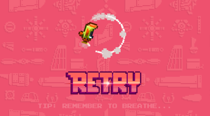 Retry: Rovio lança sua versão de Flappy Bird