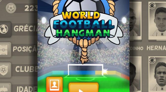 Flux Game Studio lança Forca Futebol Mundial para smartphones
