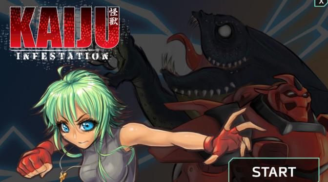 Carranca Games apresenta KAIJU: Infestation, seu jogo de realidade aumentada