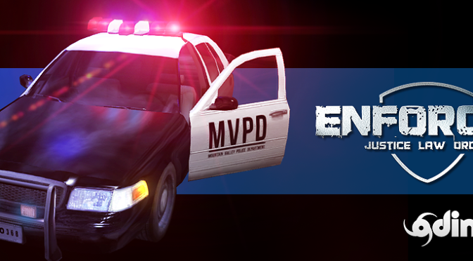 Enforcer: Justice Law Order: desenvolvedora indie brasileira terá game lançado no Reino Unido