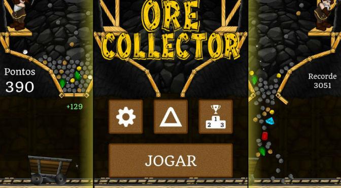 Estúdio de Curitiba lança Ore Collector para Android