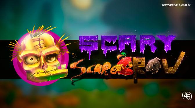Scary Scarecrow: Dia das Bruxas é tema do novo game do estúdio Arena 46