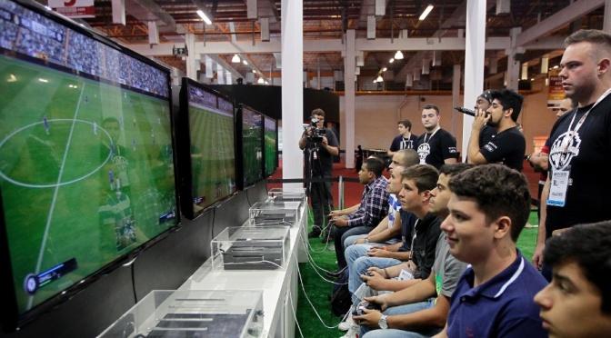 Recorde: Brasil Game Show recebe mais de 250 mil visitantes em sua sétima edição