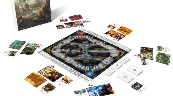 Gladiadores de Belathron: novo projeto da Behold Studios é um jogo de tabuleiro