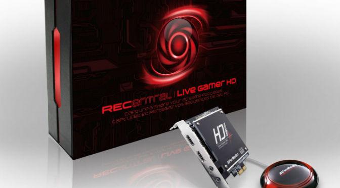 Avermedia lança placa de captura voltada aos gamers