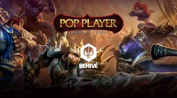 Behive anuncia jogadores que integram novos times profissionais