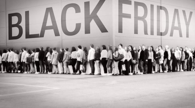 Black Friday no universo dos games