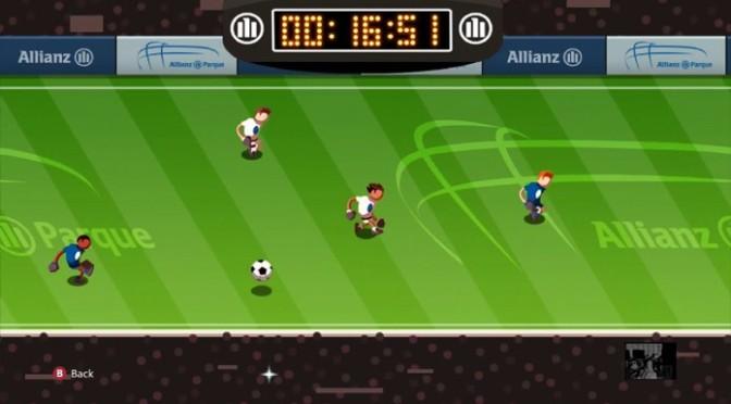 Estádio do Palmeiras vira jogo para a Xbox Live