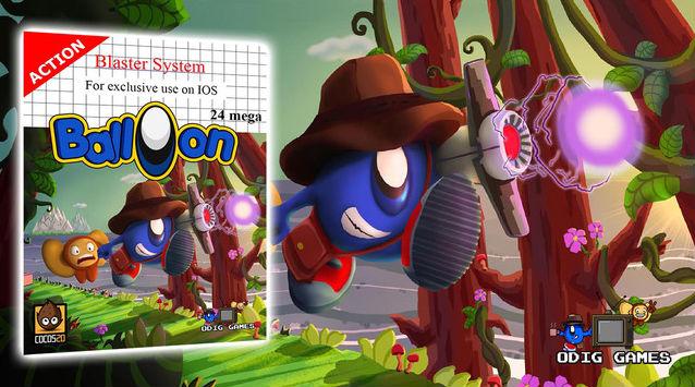 Balloon: game relembra a geração 16 bits
