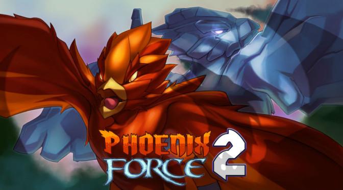 Phoenix Force 2 terá crossover com personagens de games brasileiros