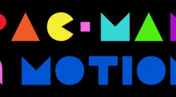 Sesc Pinheiros recebe Pac Man Motion até o dia 14 de fevereiro