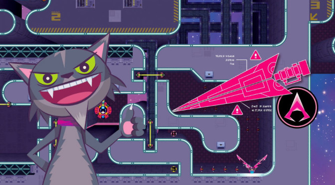 Scram Kitty DX é lançado para PlayStation Vita e PS4