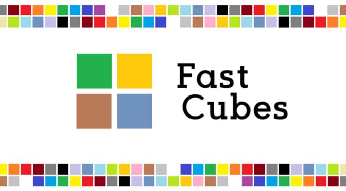 Fast Cubes é o novo game da desenvolvedora indie Last Candy Games