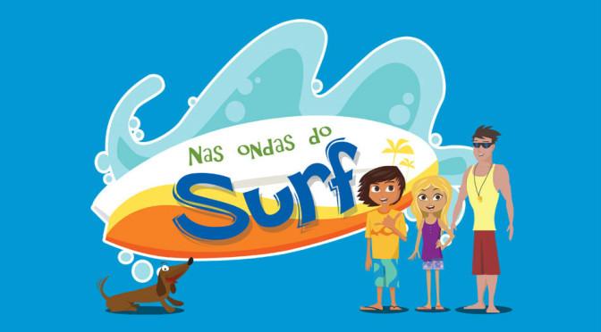 Nas ondas do Surf