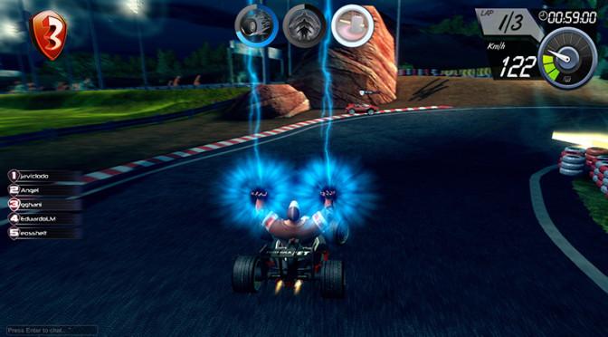 DragonJam Studios prepara o lançamento de Wincars Racer