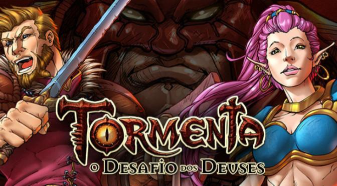 Primeiro game brasileiro baseado em Tormenta é lançado
