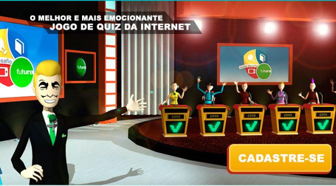 Futura lança nova versão do jogo educativo Clube Desafio Futura