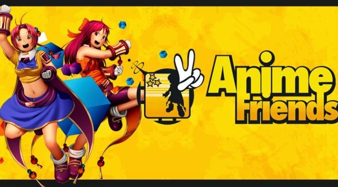 Anime Friends inicia em Julho repleto de atrações