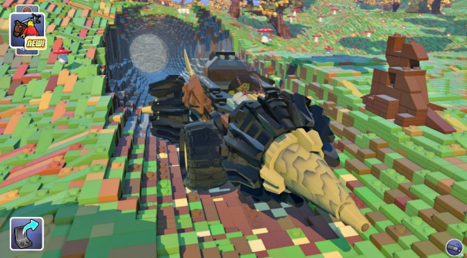 Lego Worlds: TT Games anuncia game para concorrer com Minecraft