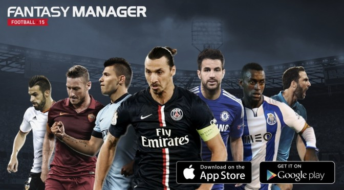Fantasy Football Manager 2015