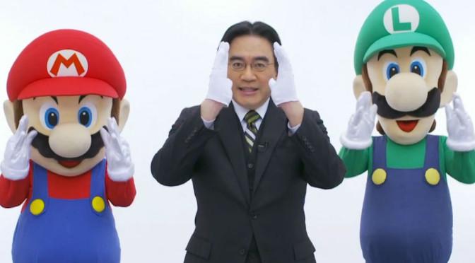 Homenagem a Satoru Iwata, uma das pessoas mais adoradas na indústria de jogos eletrônicos