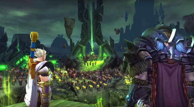Blizzard anuncia World of Warcraft Legion