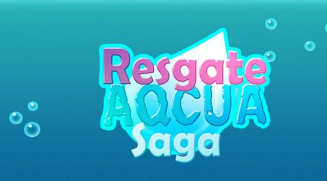 Resgate Acqua Saga é o novo jogo sobre economia de água