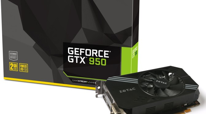 Jogadores de MOBA já têm a melhor GPU do mercado, a GTX 950