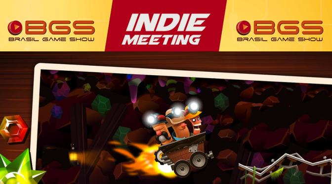 Produtores independentes também tem vez na Brasil Game Show