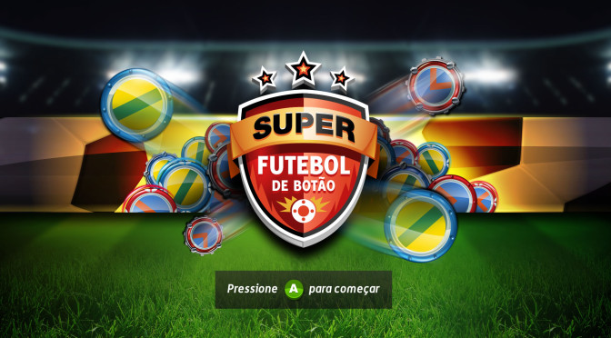 Super Button Soccer estará no BIG FESTIVAL