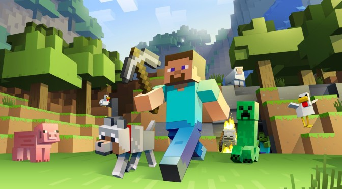 minecraft jogos do estilo sandbox