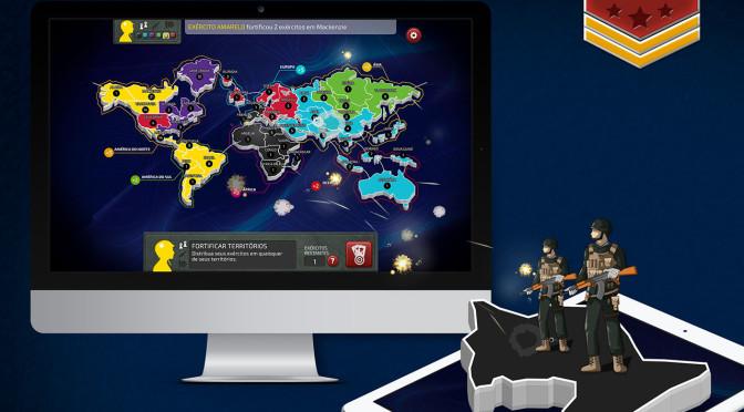 Jogo de tabuleiro War é lançado para Tablets e PCs