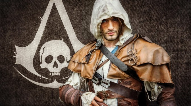 Ubisoft promove desafio cosplay durante a Brasil Game Show