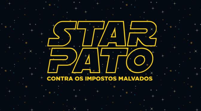 Galeria digital da Fiesp vira tela gigante para o game Star Pato
