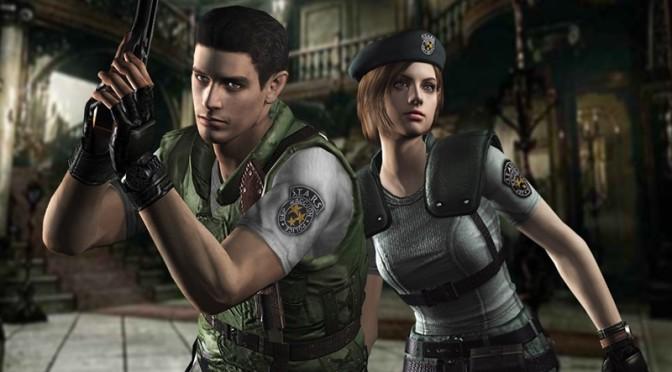 Capcom celebra os 20 anos de Resident Evil