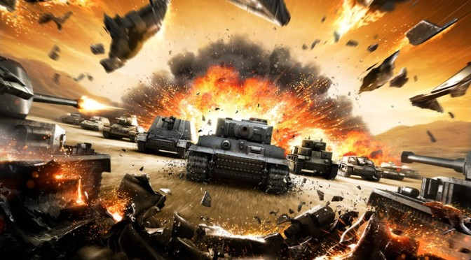 Criadora de World of Tanks firma parceira com a Level Up no Brasil