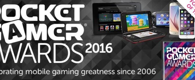 Pocket Gamer Awards