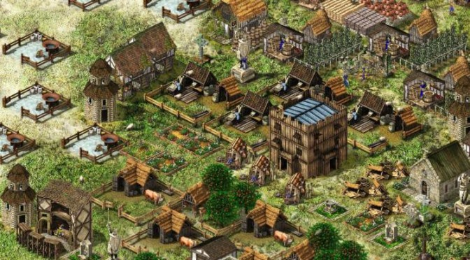 Stronghold Kingdoms chega a dispositivos mobile