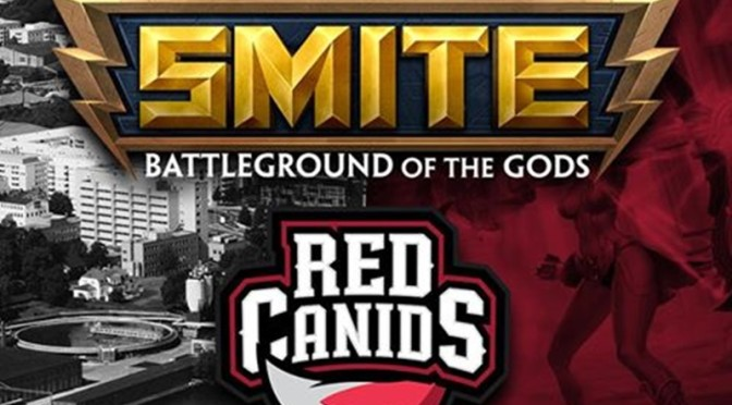 Red Canids vence a etapa brasileira de Smite no Brazil Gaming League
