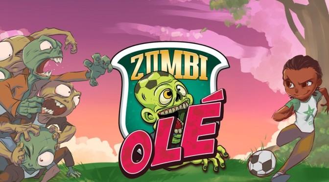 Zumbi Olé mistura futebol com apocalipse zumbi