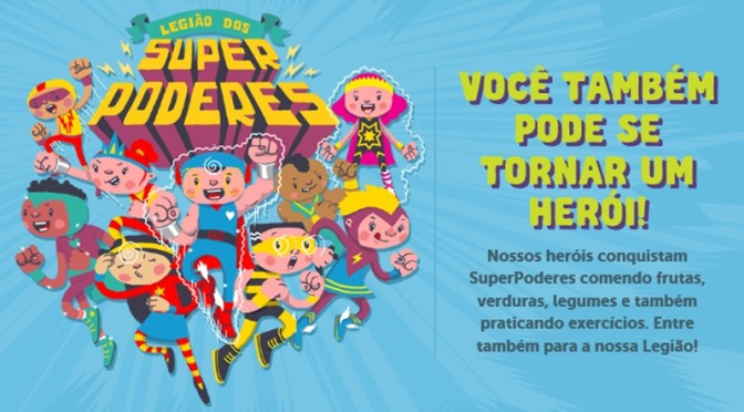 Legião dos Superpoderes é finalista no prêmio internacional Games for Change 2016