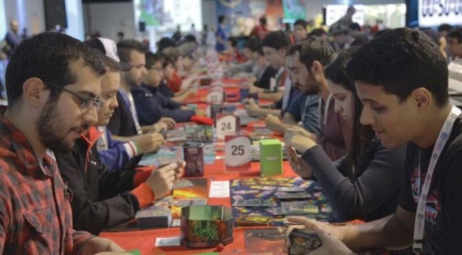 Campeonato Nacional de Pokémon supera as expectativas da Copag em número de inscritos